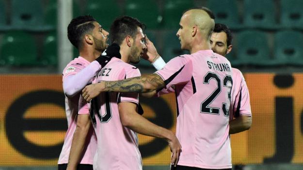 Calcio, Frosinone, Palermo, rosanero, Palermo, Calcio