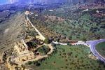 Agrigento, dopo la frana riapre la panoramica dei Templi