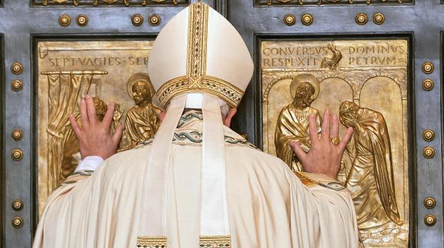 giubileo, porta santa, vaticano, Papa Francesco, Sicilia, Cronaca