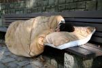 Freddo a Messina, due senzatetto ospiti del Comune