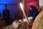 """""""Il Natale di Francesco"""", a Nicosia torna il presepe vivente - Video"""