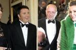 Prima della Scala, da Renzi a Valeria Marini: la sfilata dei vip - Foto