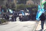 Sciopero del commercio, a Palermo la protesta dei dipendenti