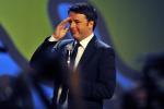 Il premier Matteo Renzi
