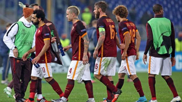 champions league, ottavi di finale, roma-bate borisov, Rudi Garcia, Sicilia, Sport