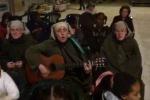 Alla Cittadella del povero, le suore intonano musiche per l'apertura della porta Santa - Video