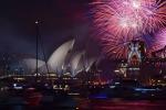 Il 2016 è già arrivato nel mondo: Nuova Zelanda, Giappone e India i primi a brindare - Le foto