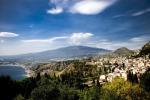 E per niente, intendo niente (Taormina e Monte Etna, Sicilia)
