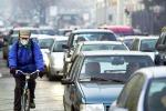 Allarme smog: rischio demenza per chi vive in zone molto trafficate