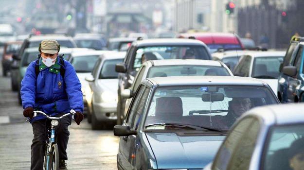 auto, inquinamento, smog, ztl, Sicilia, Cronaca
