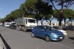 Palermo, ancora disagi in viale Regione per un incidente: traffico in tilt