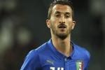 Il centrocampista del Napoli Mirko Valdifiori