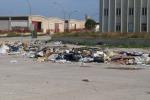Discariche abusive e strade al buio, disagi nell'area industriale di Agrigento