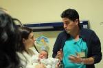 Da Roma e Palermo per partorire, ed ecco il primo nato del 2016