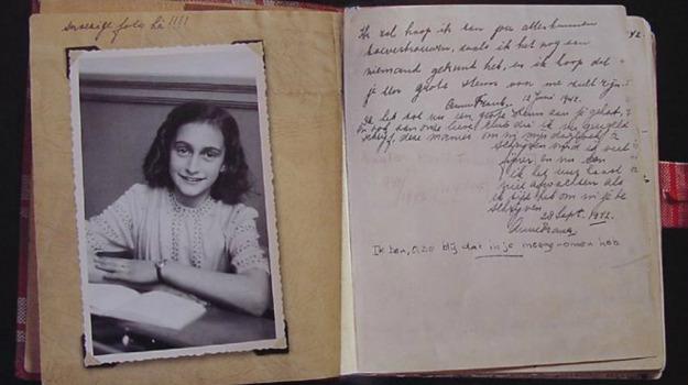 Anna frank, copyright, diario, diritti, ebrei, guerra, libro, olocausto, seconda guerra mondiale, Sicilia, Cultura