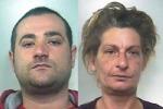 Spaccio di droga, arresti a Catania: nomi e foto