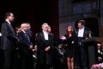 Palermo, l'Ordine degli avvocati premia il Nobel 2015 per la pace