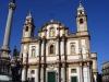 Palermo: il Coronavirus fa altre 4 vittime in provincia, chiusa la chiesa di San Domenico