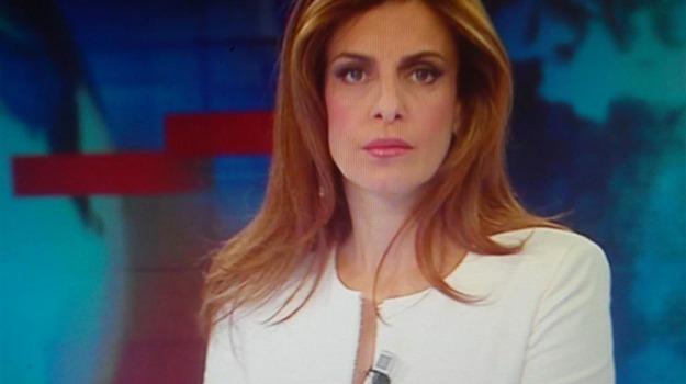 malore in tv, tg5, Cristina Bianchino, Sicilia, Cronaca
