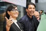E' nato Leopoldo Mattia, il figlio di Gigi Buffon e Ilaria D'Amico - Foto