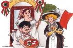 """Arrosto panato, sartù di riso, cannolo: in un ricettario a Palermo le origini """"reali"""" del nostro mangiare - Foto"""