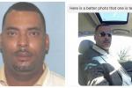 La foto segnaletica non gli piace, ricercato manda un selfie alla polizia