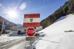 L'Ue chiede l'estensione di Schengen per altri due anni