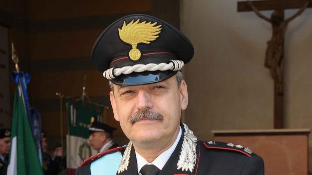 carabinieri, tenente colonnello, Catania, Cronaca