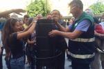 Palermo, in arrivo 2000 nuovi cestini gettacarte