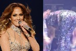 Incidente hot sul palco per JLo: il pantalone cede, lato B in bella mostra - Video