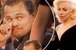 La smorfia di DiCaprio alla vittoria di Lady Gaga, l'attore: nessuna presa in giro - Video