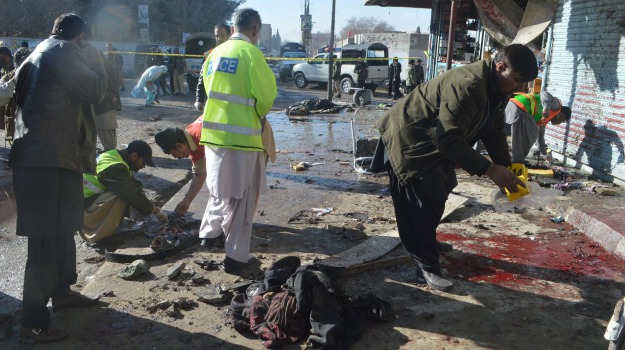 attentato, feriti, Pakistan, terrorismo, vittime, Sicilia, Mondo