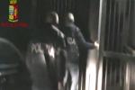 Mafia e furti, 16 arresti a Catania: le immagini del blitz - Video