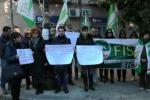 Guardie giurate rimaste senza lavoro: protesta a Palermo - Video