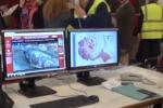 Ordigno disinnescato a Palermo, le immagini dalla sala operativa - Video