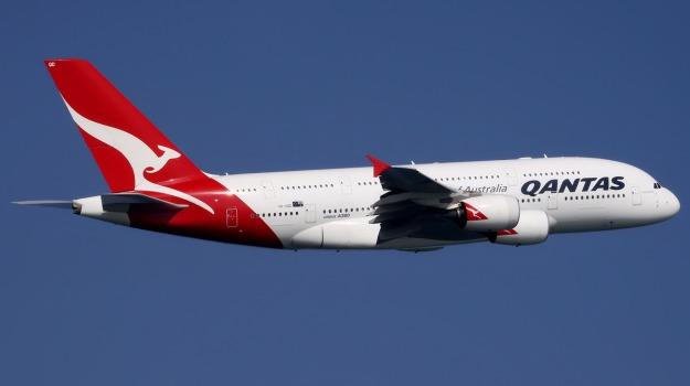 compagnia aerea, Qantas, Sicilia, Mondo