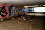 Sottopassi a Palermo, regno di rifiuti e tossicodipendenti: niente pulizia e rischio aggressioni
