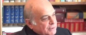 L'arcivescovo di Catania Salvatore Gristina
