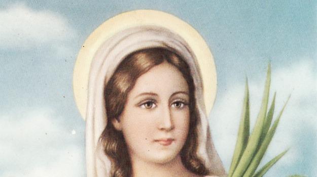 devozione, santa lucia, Sicilia, Società