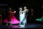 """""""Vacanze Romane"""", Serena Autieri è la principessa Anna: debutto a Palermo"""