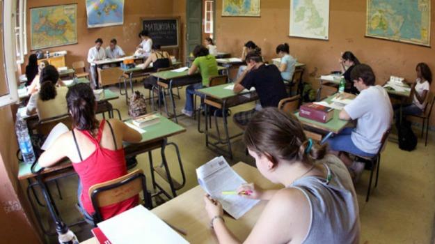 costituzione, scuola, studenti, Sicilia, Società