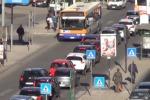 Ponte Bailey chiuso, traffico e caos in via Oreto a Palermo: le proteste - Video