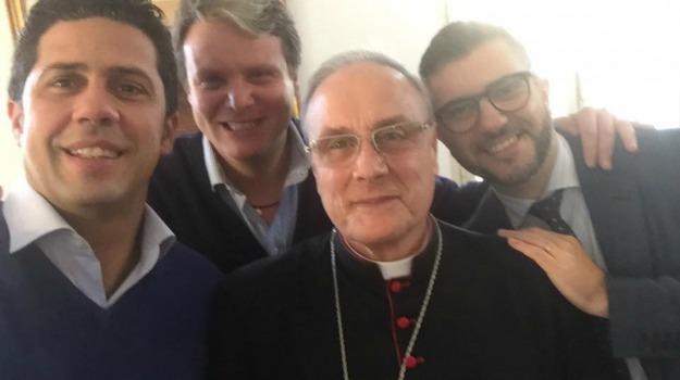 Gibellina, monsignor mogavero, Trapani, Cronaca