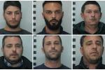 Rapina in banca a Marsala, sgominata una banda: sette arresti