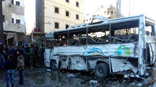 attentato, Damasco, guerra, sciiti, Siria, Sicilia, Mondo