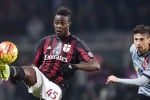 Balotelli regala il primo round al Milan, applausi all'Alessandria