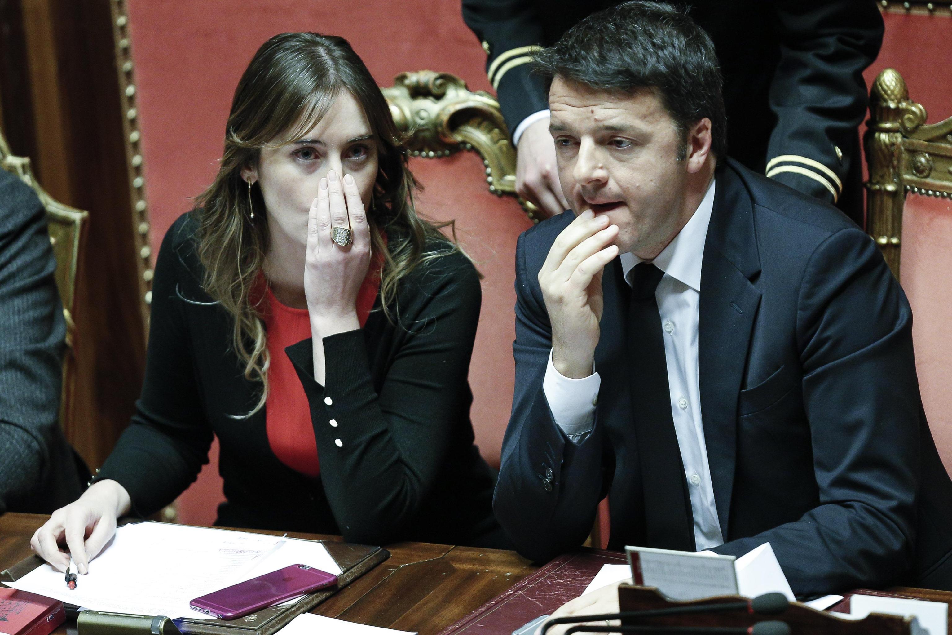 Renzi propone Padoan come candidato a Siena. Il ministro: