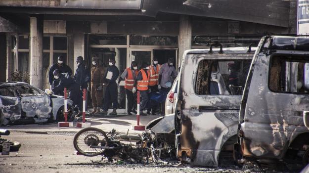 Al Qaeda, Burkina Faso, italiano, vittime, Sicilia, Mondo