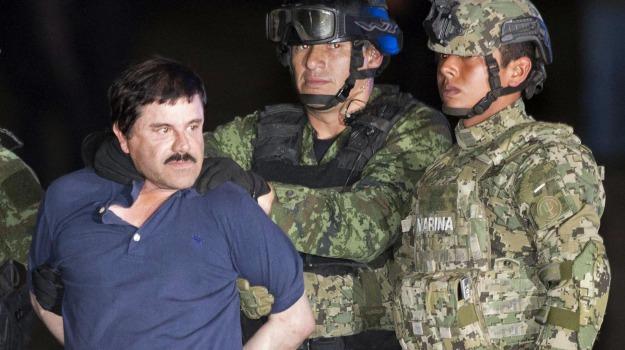 arresto, Dorga, El Chapo, Sean Penn, Sicilia, Mondo