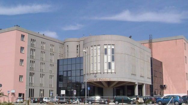 DEPURATORE, priolo, Siracusa, Economia